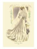 Toilette de Marie'E: Bridalwear Posters