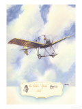 The Fokker Spider, 1912 Print by Charles H. Hubbell