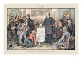 Puck Magazine: A New Declaration of Independence Print by Terry Gilliam