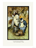 Teddy Roosevelt&#39;s Bears: Teddy B and Teddy G Are Lost Prints by R.k. Culver