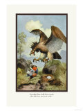 Teddy Roosevelt's Bears: Grabbed Print by R.k. Culver