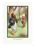 Teddy Roosevelt&#39;s Bears: William Tell Posters by R.k. Culver