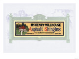 Asphalt Shingles Prints