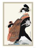 Bird Lady Prints