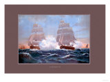 U.S. Navy: Frigate Prints by  Werner