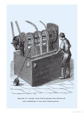 Apparatus for Souring Cotton Pster por John Howard Appleton