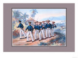 Armed Seamen Prints by  Werner