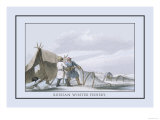 Russian Winter Fishing Prints by  Atkinson