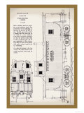 Pennsylvania Railroad Premium Giclee Print by J.h. Geissel