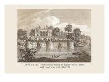 Shah Bhaug Prints by Baron De Montalemert