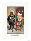 Teddy Roosevelt&#39;s Bears: Shakespeare Posters by R.k. Culver