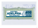 Hotel Adelphia, Philadelphia Prints