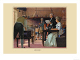 Lavoisier Prints by Robert Thom