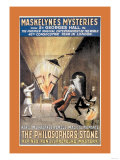 Maskelyne's Mysteries Posters