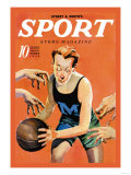 Sport Story Magazine: Stiff Competition Prints