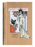 Beauty and the Beast Art by Walter Crane