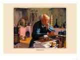 Paracelsus Prints by Robert Thom