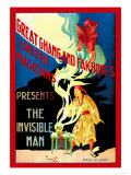 United Magicians Presents: The Invisible Man Prints