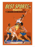 Best Sports Magazine: Basketball Prints