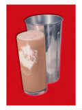 Chocolate Shake Prints