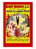 Harry Houdini: The Jail Breaker Posters