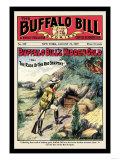 The Buffalo Bill Stories: Buffalo Bill's Hidden Gold Poster