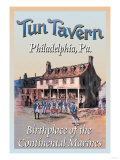 Tun Tavern Prints