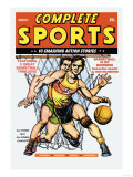 Complete Sports: Basketball is My Business Prints