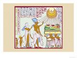 Khuenaten Prints by J. Gardner Wilkinson