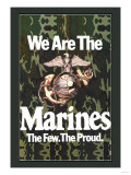 We Are the Marines Posters