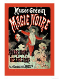 Magic Noire Prints by Jules Chéret