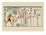 Festival for Ramses II Prints by J. Gardner Wilkinson