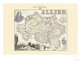 Allier Prints by Alexandre Vuillemin