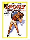 Sport Story Magazine: Basket Bombers Posters