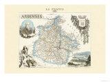 Ardennes Prints by Alexandre Vuillemin