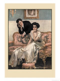 Idle Sunday Prints by Clarence F. Underwood