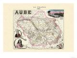 Aube Kunstdrucke von Alexandre Vuillemin