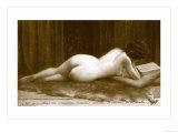 Liseuse Prints by J. Seeberger
