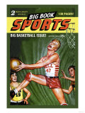 Big Book Sports: Big Basketball Issue! Prints