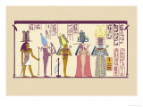 Osiris Posters by J. Gardner Wilkinson
