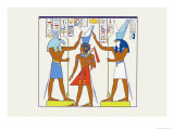 Ramses II Made King Prints by J. Gardner Wilkinson