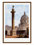 Trajan's Column Prints by M. Dubourg