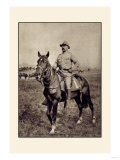 Colonel Roosevelt of the Rough Riders Plakater
