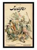 Judge Magazine: Out and In Print by Grant Hamilton