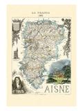 Aisne Prints by Par M. Vuillemin