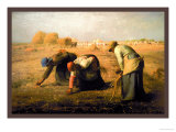 The Gleaners Art by Jean-François Millet