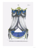 French Empire Bed No. 3 Prints