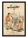 Judge Magazine: The Clutch of Those English Syndicates Prints by Grant Hamilton
