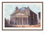 Pantheon Prints by M. Dubourg