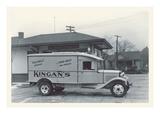 Kingan's Meat Truck No.3 Prints
